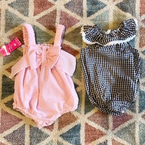Other - $3 when bundled! 2 bubble rompers